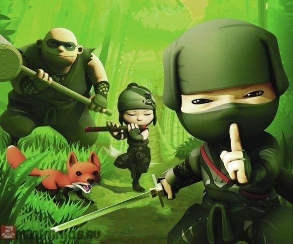 mini_ninjas