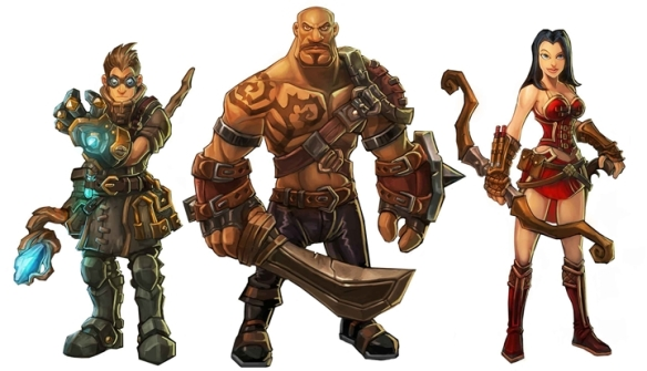 torchlight_characters